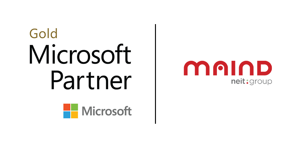 We are now Microsoft Gold Partner